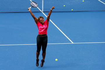Serena Williams Arthur Ashe Kids Day