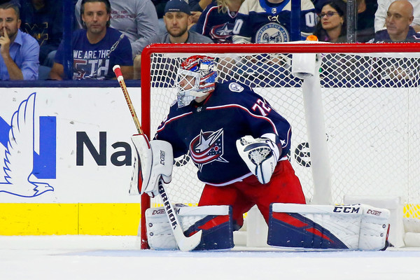 Colorado Avalanche vs. Columbus Blue Jackets