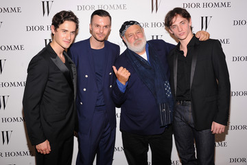 Sergei Polunin DIOR Homme's Kris Van Assche, Bruce Weber, & W Magazine's Stefano Tonchi Host The World Premiere Of Bruce Weber's Film 'CAN I MAKE THE MUSIC FLY' In Celebration Of The New Dior Homme Miami Boutique
