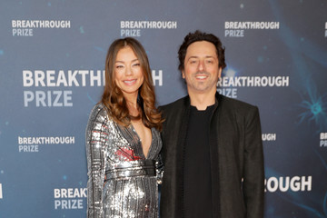 Sergey Brin 2020 Breakthrough Prize - Red Carpet