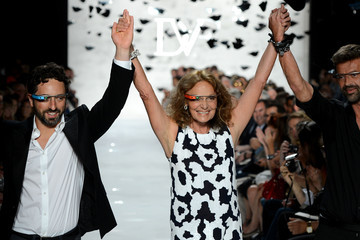 Sergey Brin Yvan Mispelaere MBFW Spring 2013 - Official Coverage - Best Of Runway Day 4