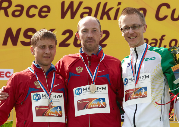 IAAF World Race Walking Cup 2012 - Day Two