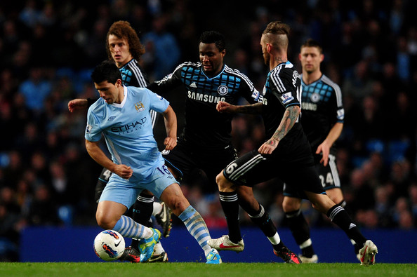 Manchester City Vs Chelsea: Momen The Blues Balas Dendam