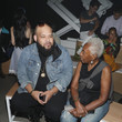 Sergio Hudson Kenneth Nicholson - Front Row & Backstage - September 2021 - New York Fashion Week: The Shows