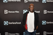 "Actor Peter Mensah ""Spartacus"" and  ""Avatar"" on the red carpet during SeriesFest Season 5 at Red Rocks on June 24, 2019 in Morrison, Colorado."