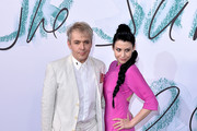 Nick Rhodes and Nefer Suvio attend The Serpentine Galleries Summer Party at The Serpentine Gallery on June 28, 2017 in London, England.