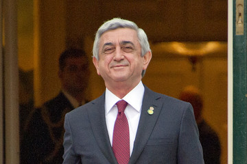 Serzh Sargsyan World Leaders Gather For Nuclear Security Summit