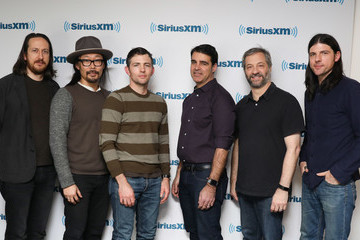Seth Avett SiriusXM Town Hall With Judd Apatow, Michael Bonfiglio & The Avett Brothers Hosted By Kurt Loder