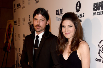 "Seth Avett Premiere Of RLJE Films' ""Brawl In Cell Block 99"" - Red Carpet"