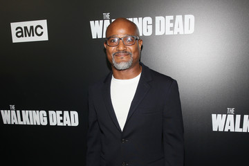 Seth Gilliam 'The Walking Dead' Premiere And After Party