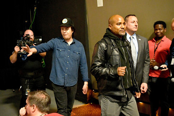 Seth Gilliam AMC Survival Sunday: 'The Walking Dead' And 'Fear The Walking Dead'
