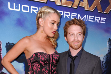 "Seth Green Premiere Of Marvel's ""Guardians Of The Galaxy"" - Red Carpet"