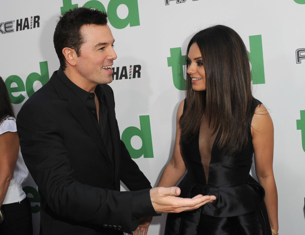 Seth MacFarlane Pictures - Premiere Of Universal Pictures ...