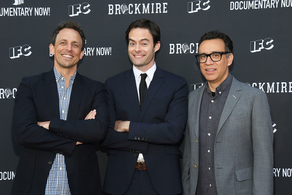 FYC Event for IFC's 'Brockmire' and 'Documentary Now!' - Arrivals