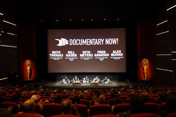 Seth Meyers Fred Armisen FYC Event for IFC's 'Brockmire' And 'Documentary Now!' - Inside