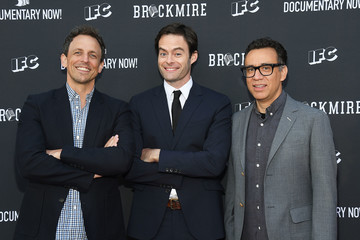 Seth Meyers Fred Armisen FYC Event for IFC's 'Brockmire' and 'Documentary Now!' - Arrivals