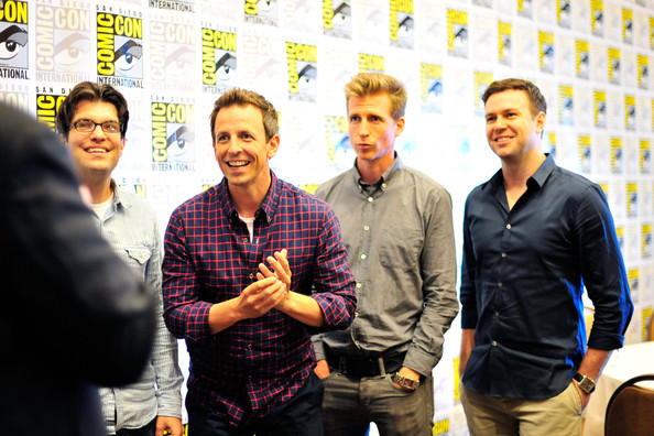 "Comic-Con For ""The Awesomes"" []"