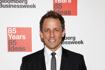 Seth Meyers Bloomberg Businessweek's 85th Anniversary Celebration