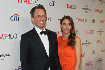Seth Meyers TIME 100 Gala, TIME's 100 Most Influential People In The World - Lobby Arrivals