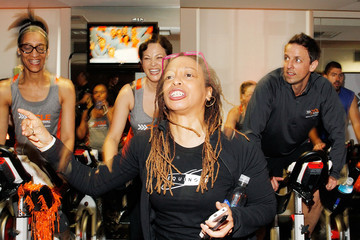 "Seth Meyers 2014 ""Cycle For Survival"" Benefit Ride"