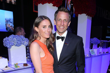 Seth Meyers TIME 100 Gala, TIME's 100 Most Influential People In The World - Cocktails