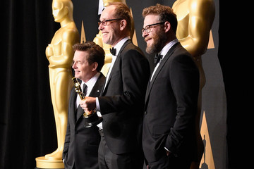 Seth Rogen 89th Annual Academy Awards - Press Room