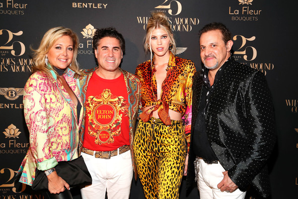 What Goes Around Comes Around 25th Anniversary Celebration At The Versace Mansion With A Retrospective Tribute To Gianni Versace