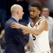 Chris Mack and Trevon Bluiett
