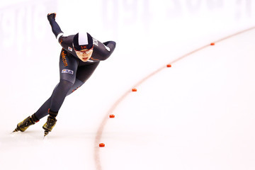 Seung-Hi Park ISU World Single Distances Speed Skating Championships - Day Two