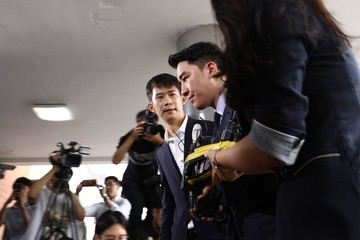 Seungri K-Pop Star Seungri Appears At Seoul Police For Questioning Over Gambling Overseas