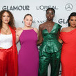 Seynabou Cisse 2019 Glamour Women Of The Year Awards - Arrivals And Cocktail