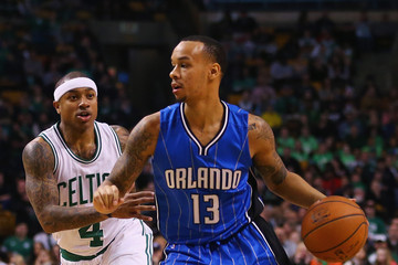 Shabazz Napier Orlando Magic v Boston Celtics