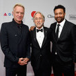 Shaggy Clive Davis and Recording Academy Pre-GRAMMY Gala - Red Carpet