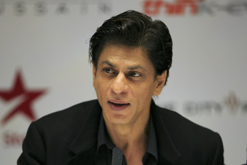 "Shahrukh Khan ""Happy New Year"" Photocall"