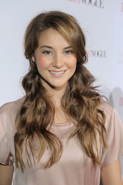 shailene woodley hair. Shailene Woodley Actress
