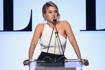 Shailene Woodley 22nd Annual ELLE Women in Hollywood Awards - Show