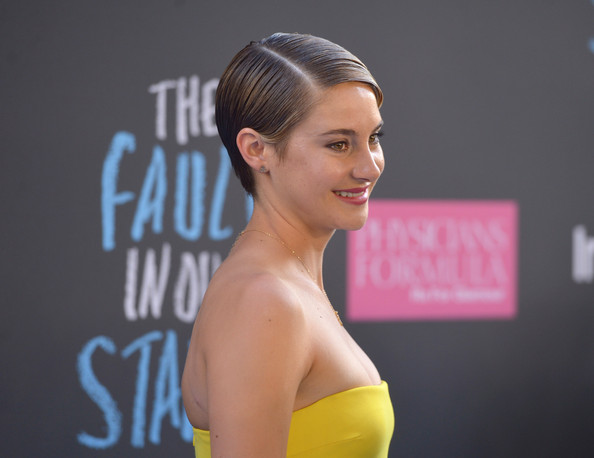 'The Fault in Our Stars' Premieres in NYC