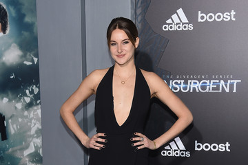 Shailene Woodley 'Insurgent' Premieres in NYC