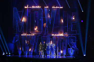 Shailene Woodley MTV Movie Awards Show