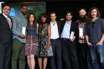 Shaka King 2014 Film Independent Filmmaker Grant And Spirit Awards Nominees Brunch - Inside