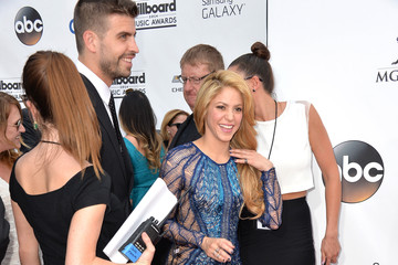 Shakira 2014 Billboard Music Awards - Arrivals