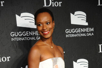 Shala Monroque Guggenheim International Gala