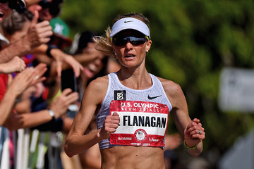 Shalane Flanagan U.S. Olympic Team Trials - Marathon