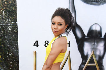 Shalita Grant 48th NAACP Image Awards -  Arrivals