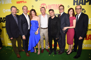 Shalom Auslander The Showtime Premiere of the Original Comedy Series 'HAPPYish'