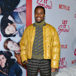 Shameik Moore L.A. Premiere Of Netflix's 'Let It Snow' - Red Carpet