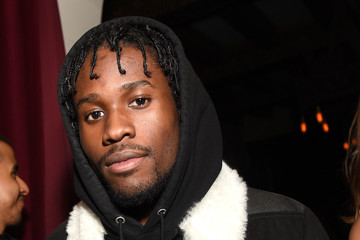 Shameik Moore GQ and Chance The Rapper Celebrate the Grammys in Partnership with YouTube