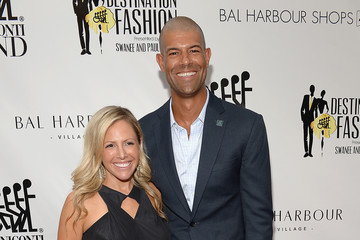 Shane Battier Destination Fashion 2016