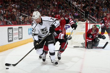Shane Doan Los Angeles Kings v Arizona Coyotes