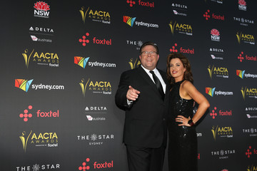 Shane Jacobson 7th AACTA Awards Presented by Foxtel | Red Carpet
